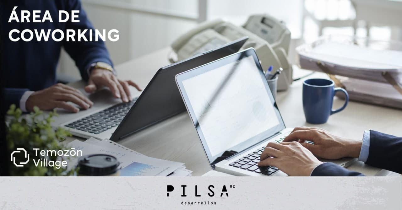 Coworking, transforma tu vida laboral